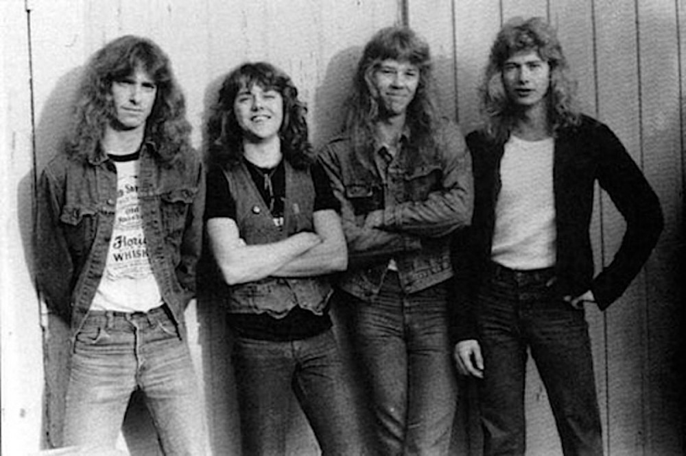 38 Years Ago: Dave Mustaine Fired From Metallica