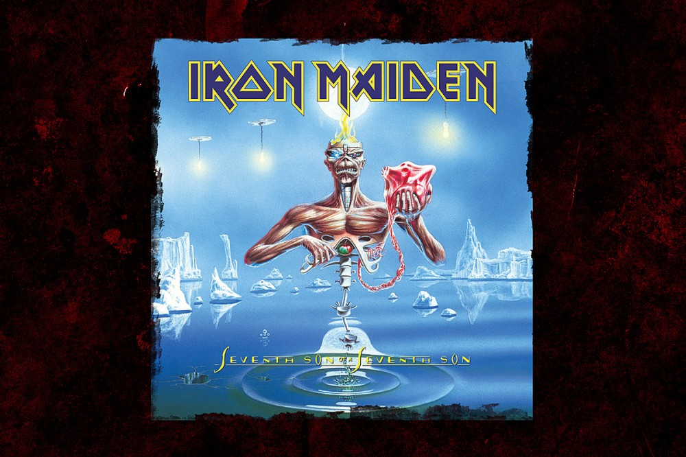 33 Years Ago: Iron Maiden's Progressive Side Shines on 'Seventh Son of a Seventh Son'
