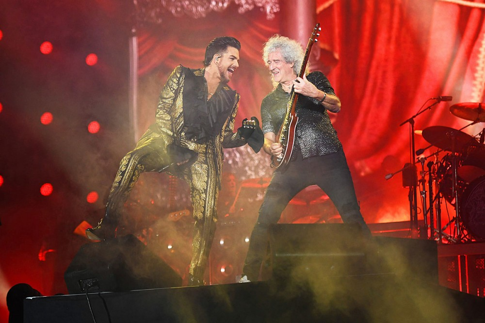 Queen Have Been Working With Adam Lambert on New Music