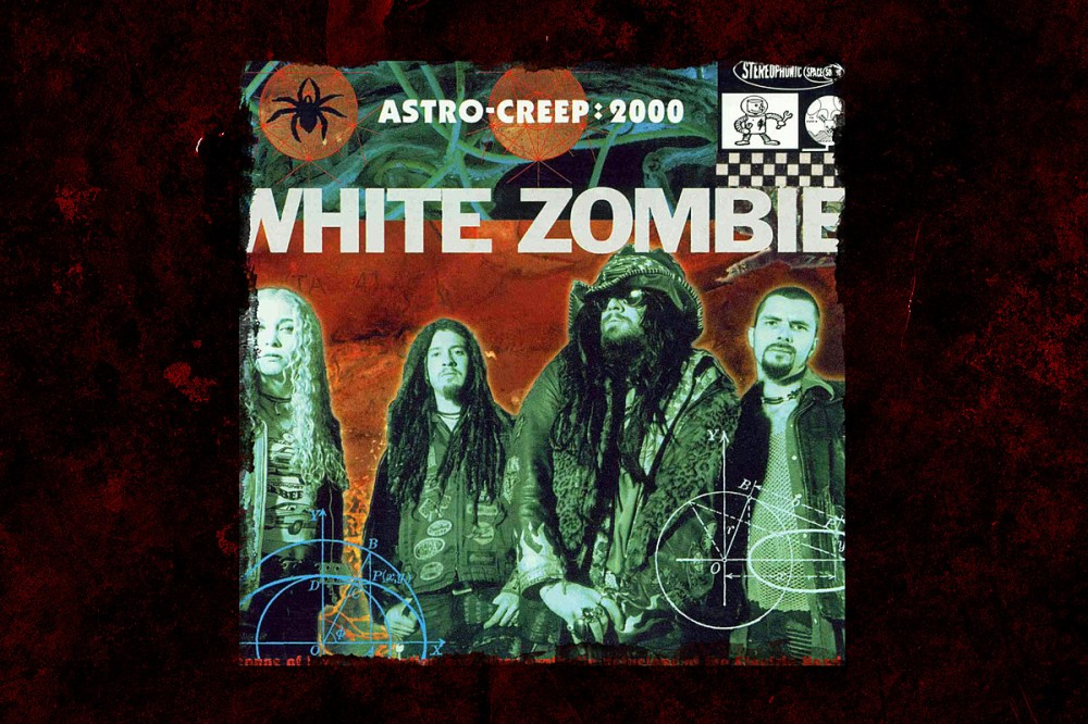 26 Years Ago: White Zombie Release Their Final Studio Album, 'Astro-Creep: 2000′