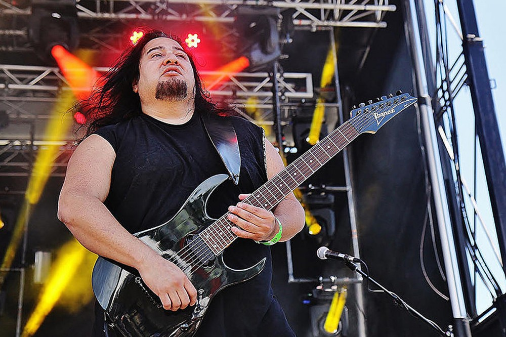 Dino Cazares – 'I Bleed, Live and Die for Fear Factory'