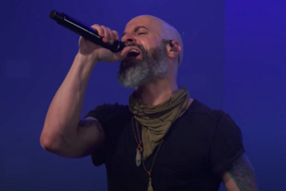 Daughtry Releases New Video for 'Heavy Is the Crown'