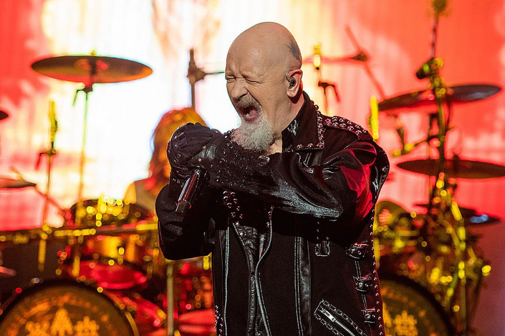 Judas Priest's Rob Halford Asks Metalheads to 'Step Up' + Get COVID-19 Vaccine