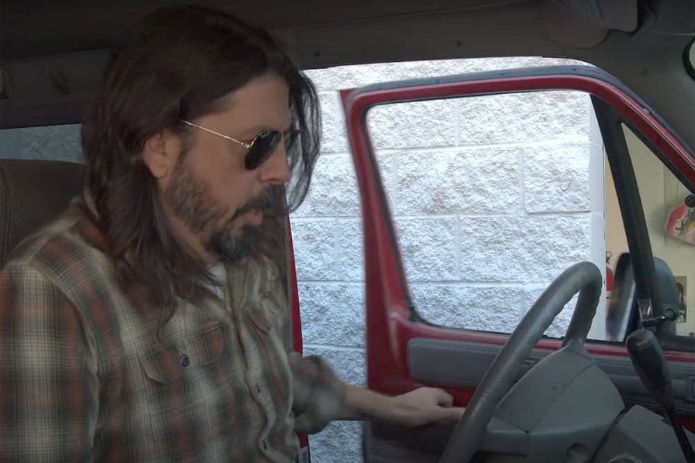 Foo Fighters + More Explore Van Touring in 'What Drives Us' Documentary