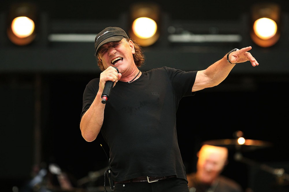 Brian Johnson's Upcoming Memoir Chronicles the AC/DC Singer's Exciting Journey