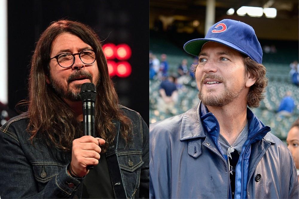 Foo Fighters, Eddie Vedder To Perform As Part of 'Vax Live' Virtual Concert