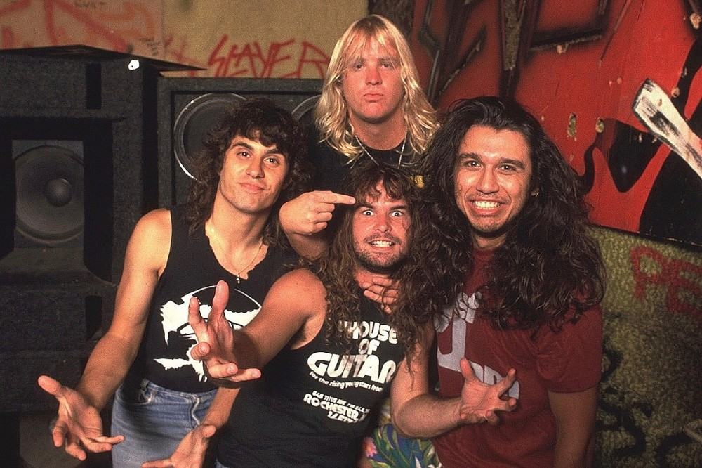 Slayer's Dave Lombardo – We Would've Been Destroyed By the Internet Early On