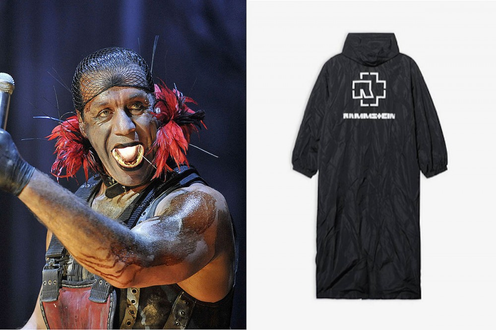Rammstein Team With Luxury Designer Balenciaga for New Merch Line + Playlist