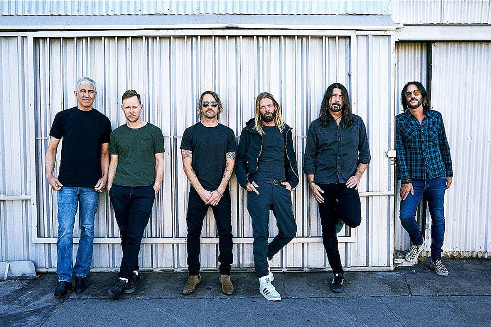 Foo Fighters Partner With Vans for Merch Aiding Guitar Shop