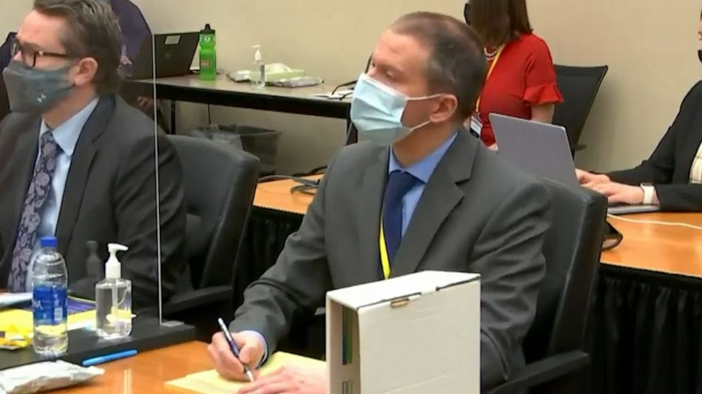 What Did Day 3 of the Derek Chauvin Trial Look And Sound Like