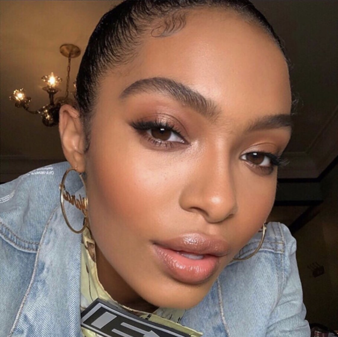 HER SOURCE: The Girls Are All Causing Brow Envy