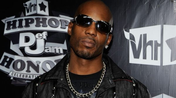 DMX Has Heart Attack in Hospital after Overdose