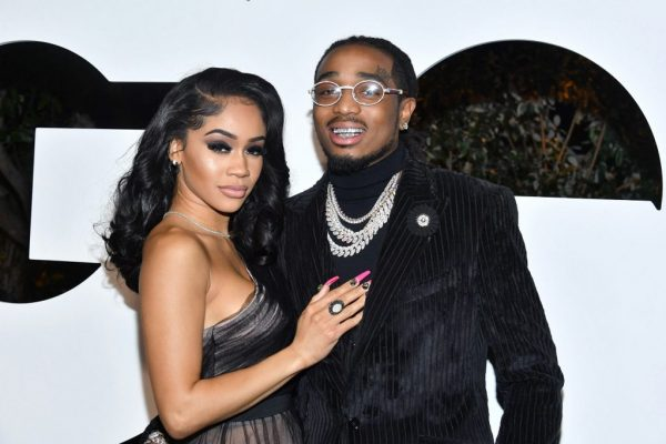 Quavo Pushed Saweetie During Their Recent Relationship