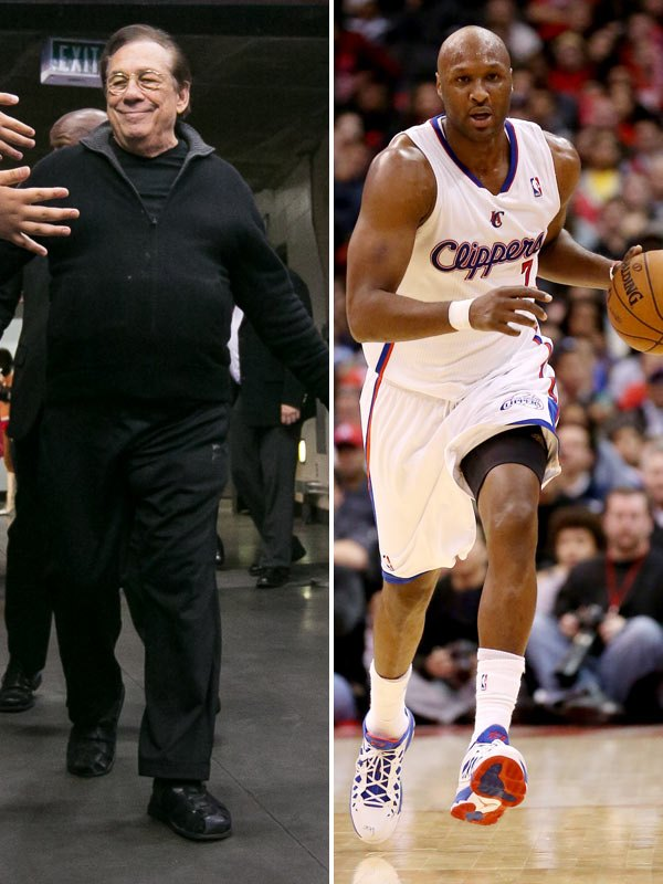 Lamar Odums Implies Donald Sterling, Former Clippers Owner was Acting Gay