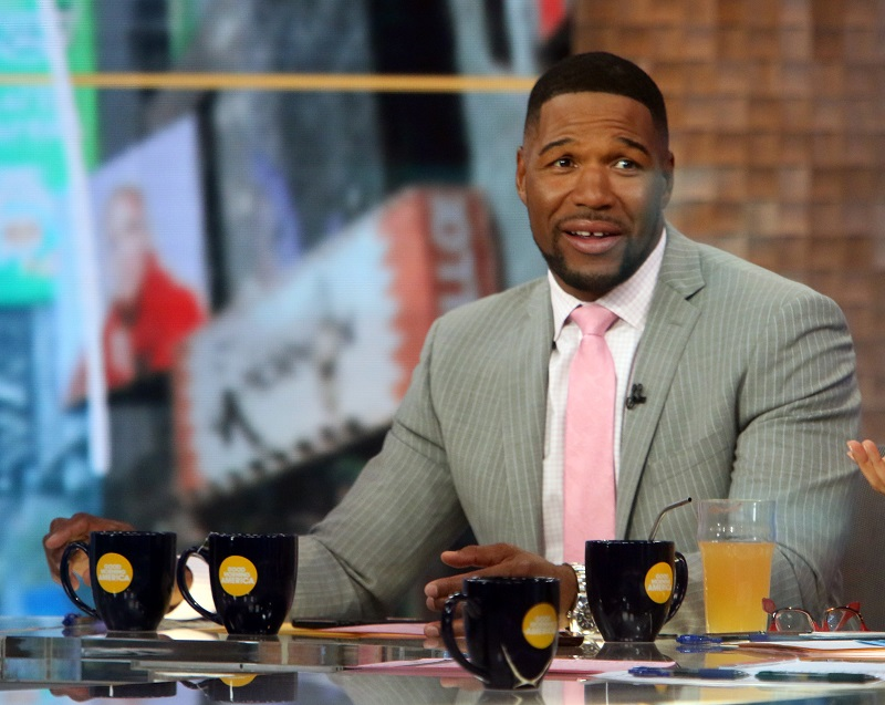 Michael Strahan Reveals Gap Removal Was Part of April Fools Joke