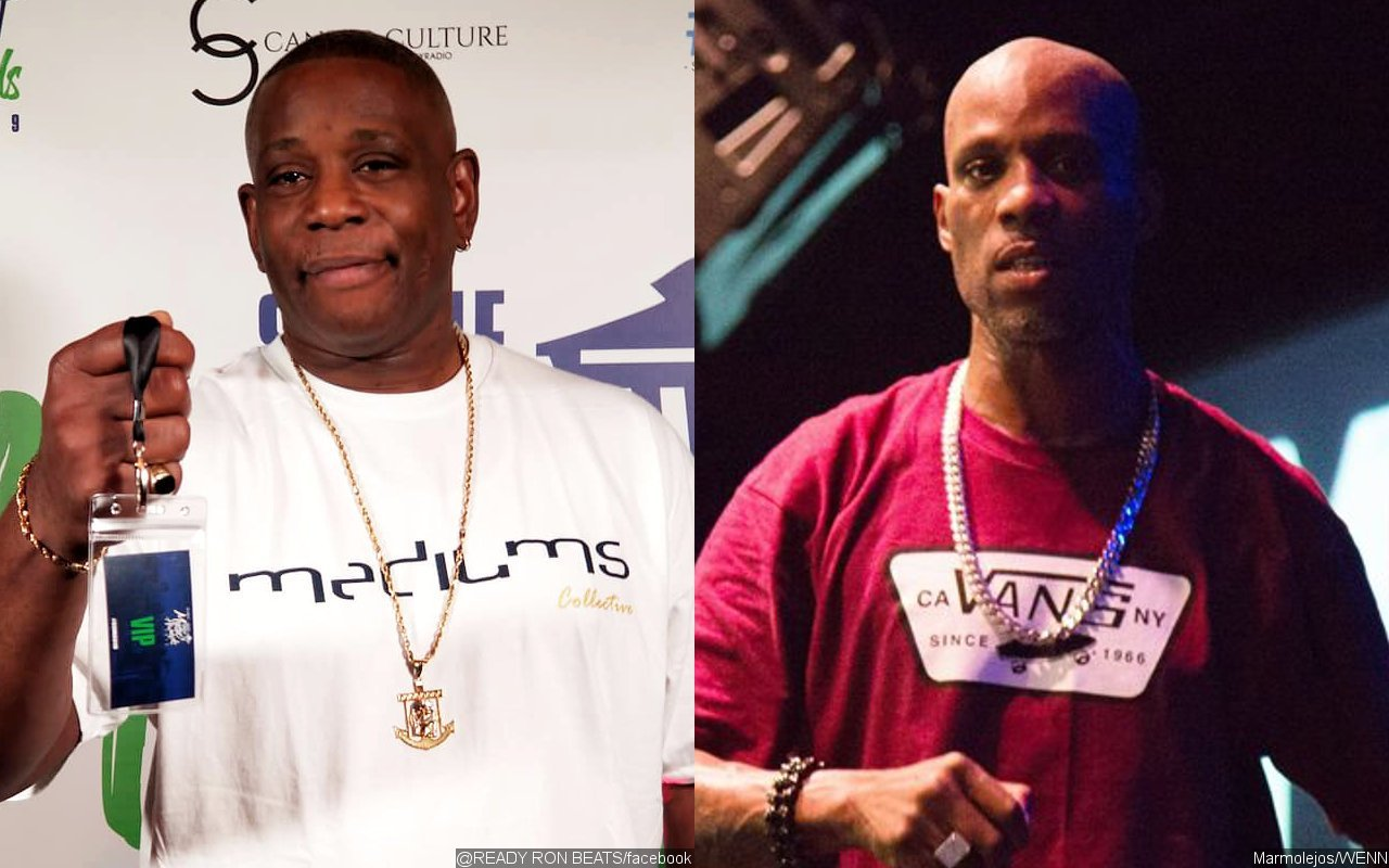 Ready Ron Claims He Didn't Expose DMX to Drugs At 14
