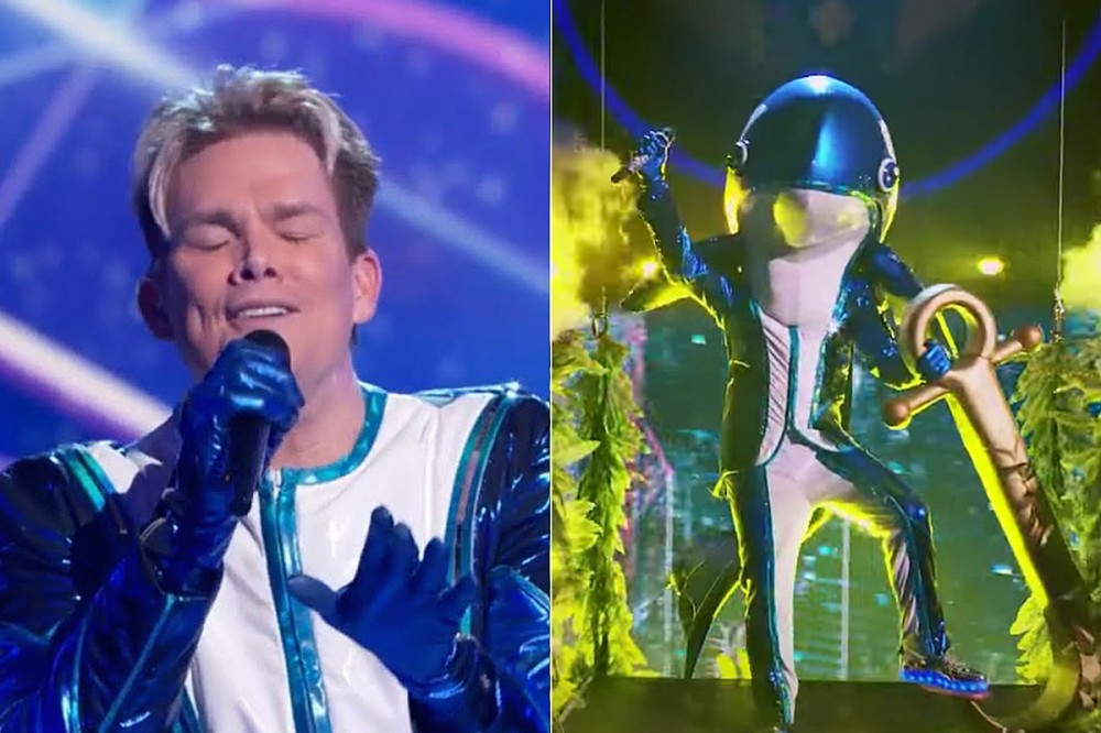 Sugar Ray's Mark McGrath Sings Twisted Sister + Poison Hits on 'The Masked Singer'