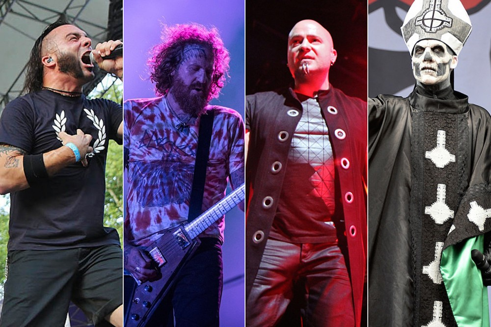 Top 50 Metal Bands Who Released Their First Album in the 21st Century