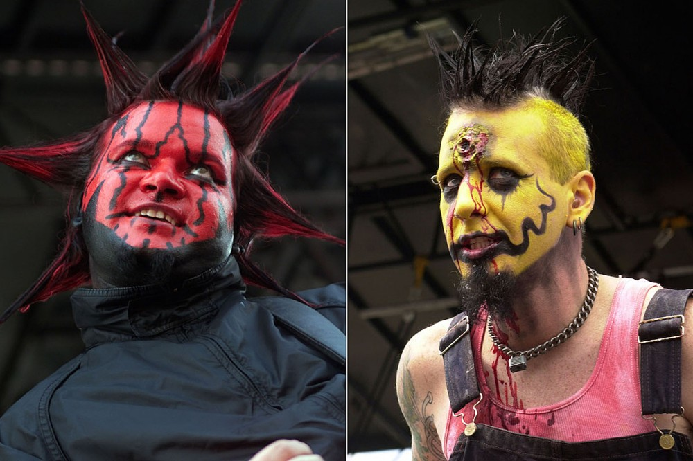 All The Albums Released by Mudvayne Members Since Their 2010 Hiatus