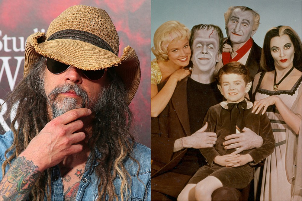 Rob Zombie Is Rebooting 'The Munsters,' Rumored To Be a Peacock Exclusive