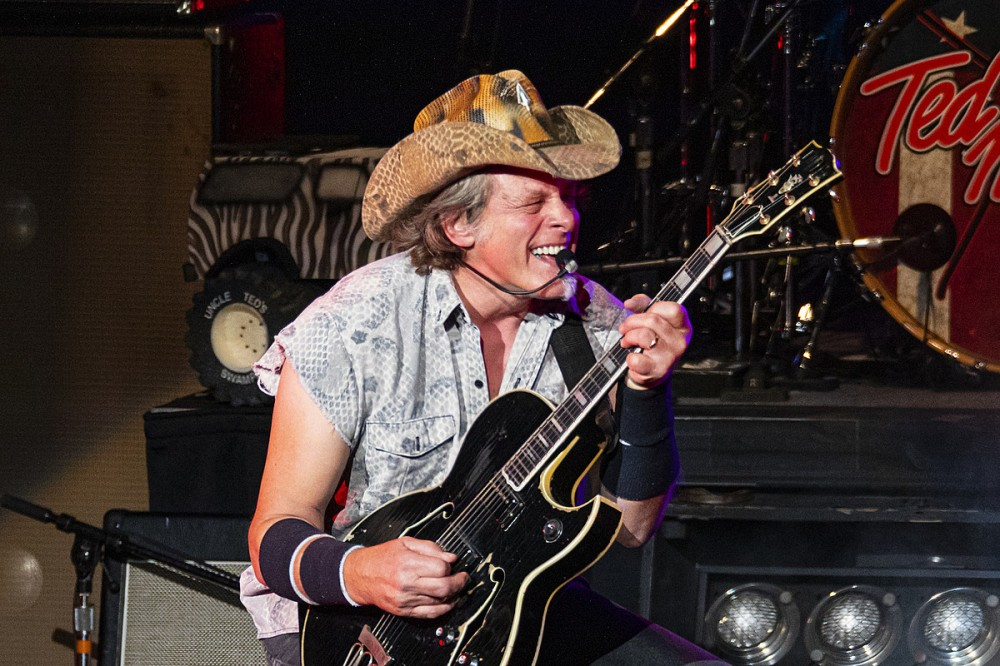 Ted Nugent Tests Positive for COVID-19 – 'I Thought I Was Dying'