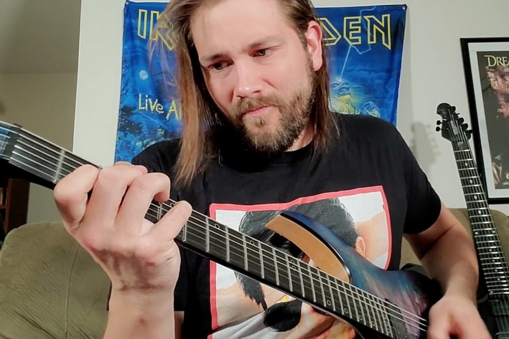 Mike the Music Snob (Become the Knight) Plays His Favorite Riffs