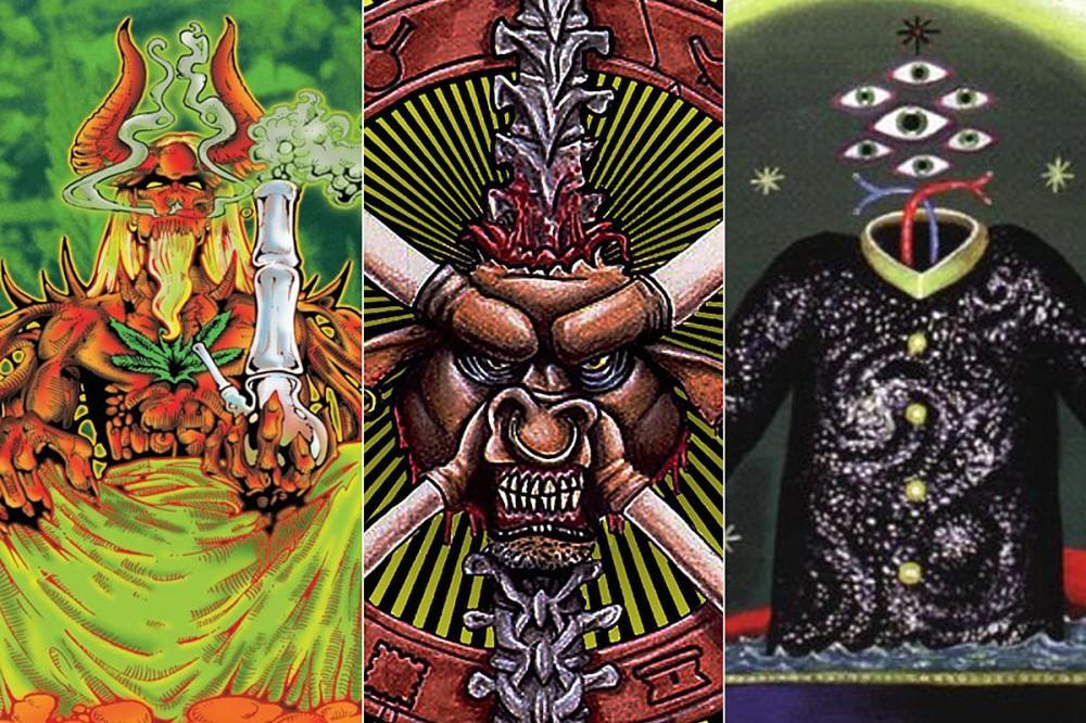 11 Best Stoner Rock + Metal Albums