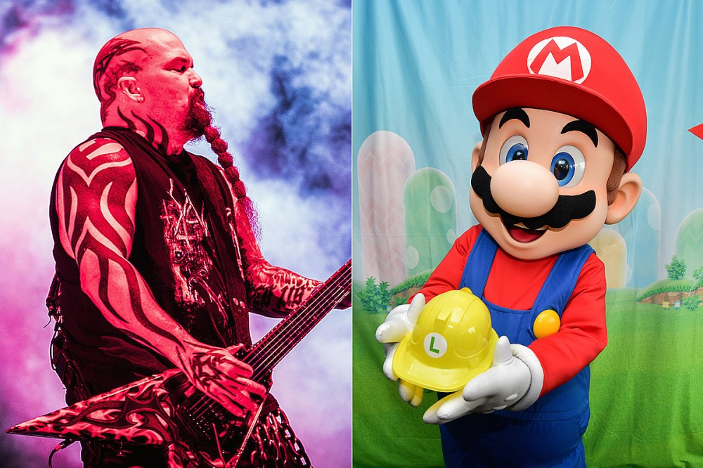Rock + Metal Hit Songs But They're 8-Bit Super Nintendo Themes