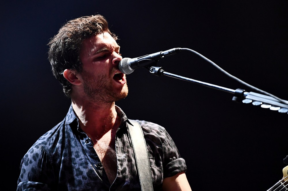 Royal Blood's Mike Kerr Doesn't Think 'Typhoons' Would Have Been Possible Without Sobriety