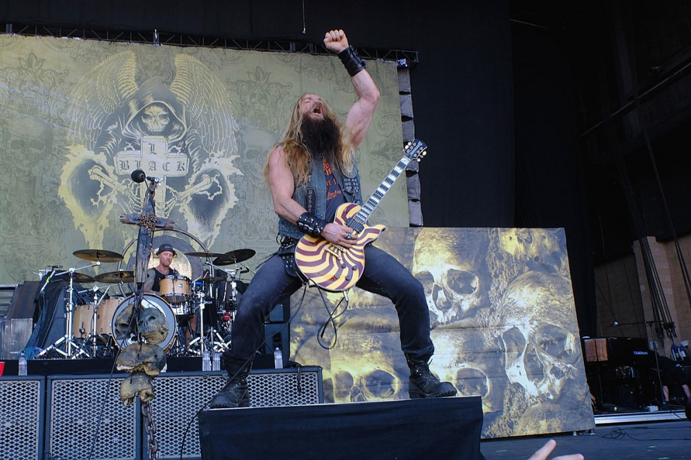 Black Label Society Reveal 'Blind Man' Video, Release Massive 'None More Black' Vinyl Box Set