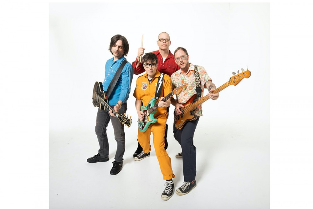 Weezer Channel Youthful Ambition With 'I Need Some of That,' Detail 'Van Weezer' Album