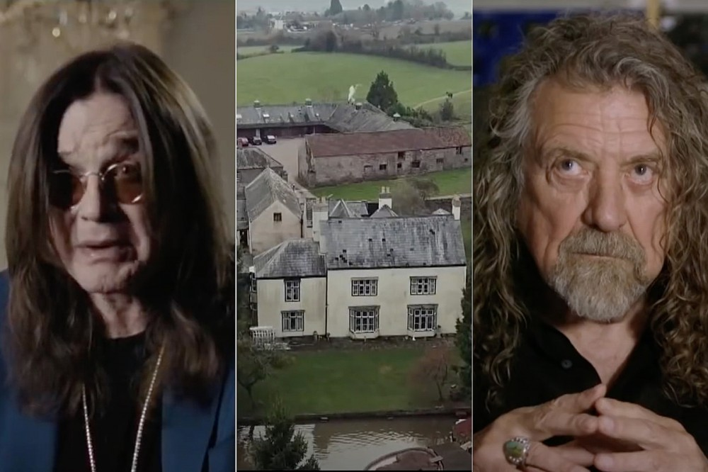 Black Sabbath, Robert Plant + More Featured in 'Rockfield: The Studio on the Farm' Documentary