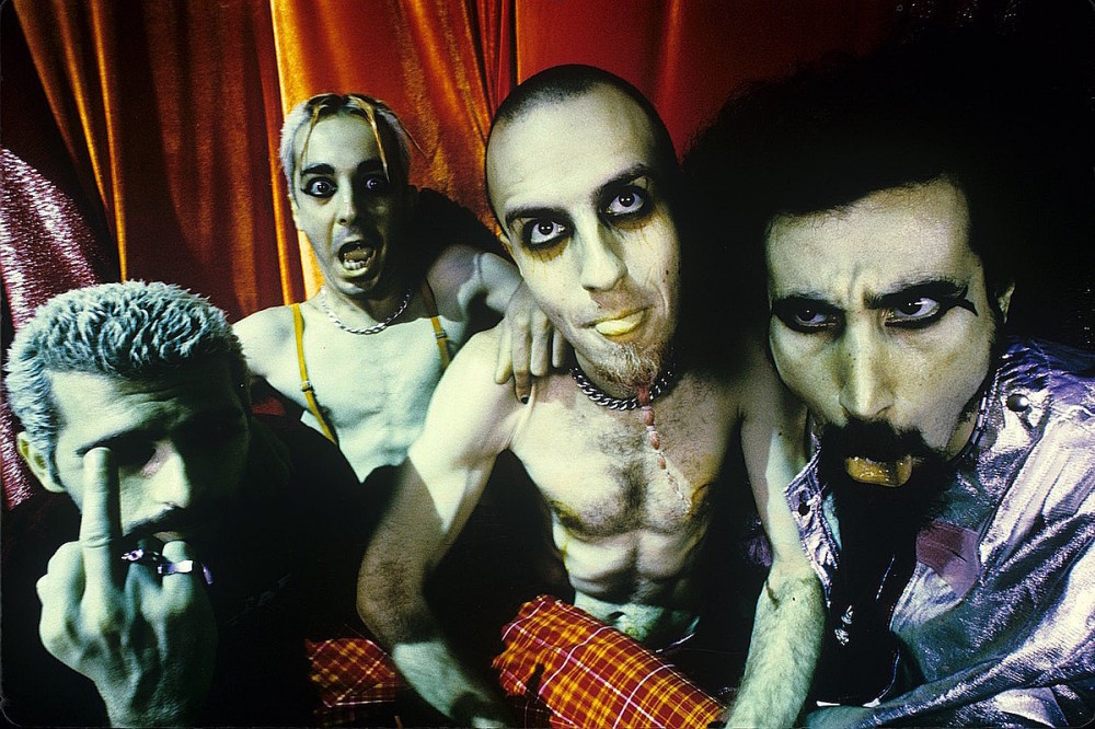 System of a Down Had a Massive Fight Over That 'Tapeworm' Lyric While Making 'Toxicity'