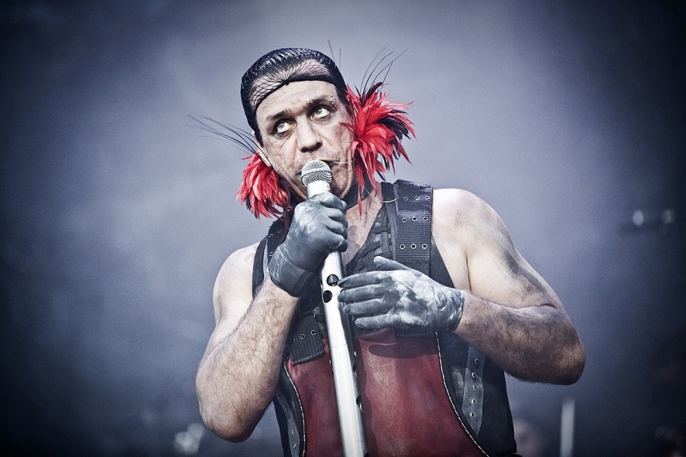 Rammstein's Till Lindemann Releases New Solo Song in Russian, 'Favorite City'