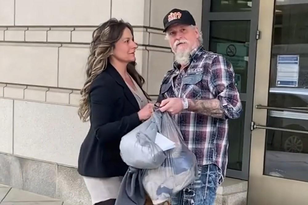 Iced Earth's Jon Schaffer Has Been Released on Bail