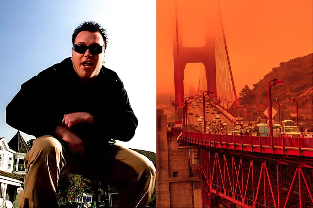 That Time Smash Mouth Warned Us About Climate Change In 'All Star'