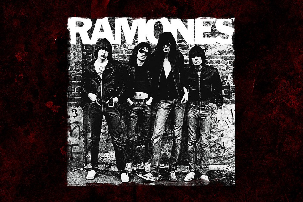 45 Years Ago: Ramones Release Their Self-Titled Debut Album