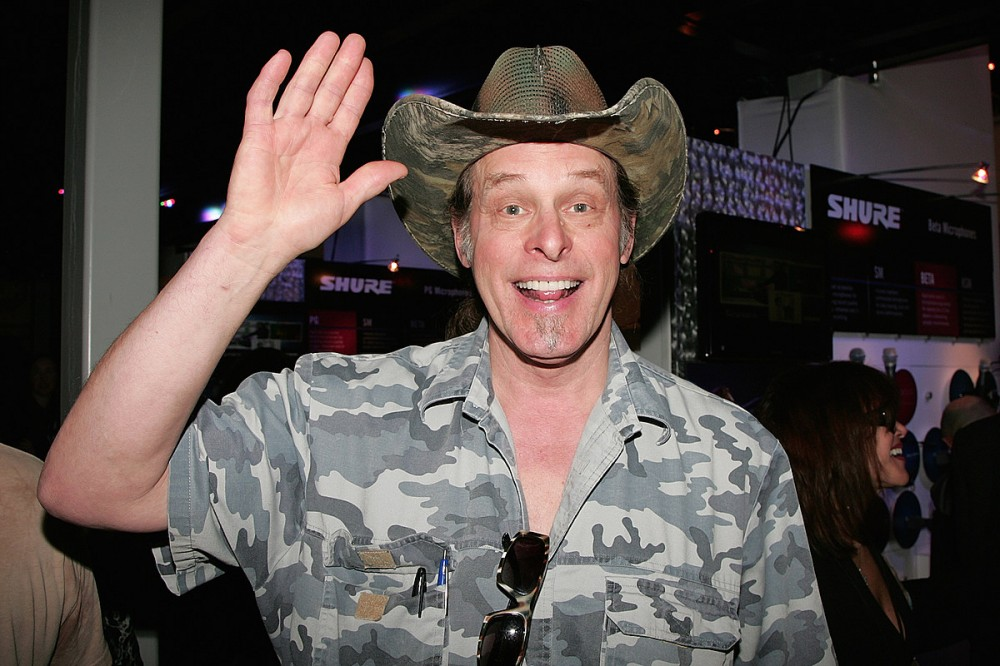 Ted Nugent Finally Admits the COVID-19 Pandemic Is Real