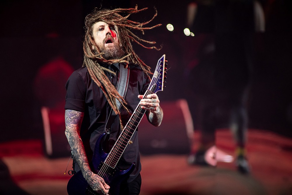 Brian 'Head' Welch Doesn't Want to Watch Korn 'Grow Old and Go Downhill'
