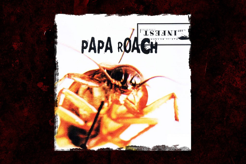 21 Years Ago: Papa Roach Break Out With 'Infest'