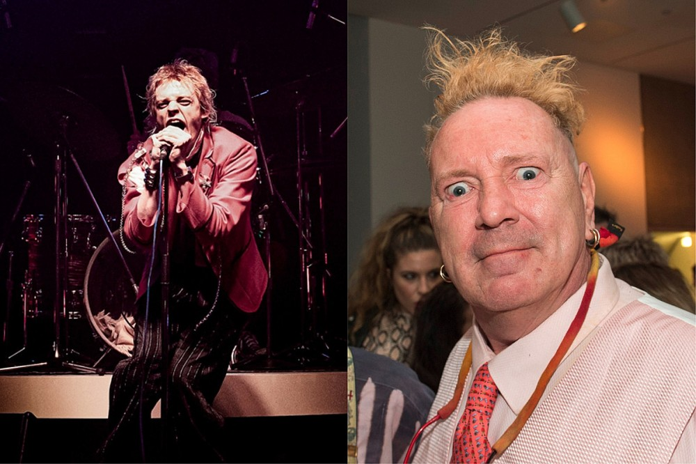 Johnny Rotten Calls Upcoming Sex Pistols TV Series 'the Most Disrespectful Sh*t'