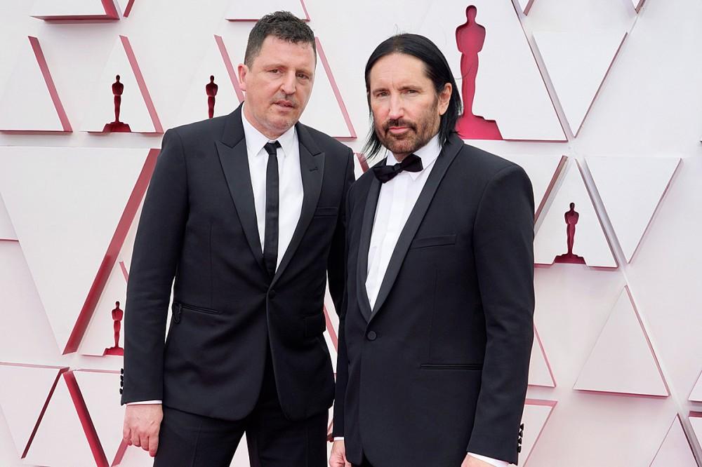 Trent Reznor + Atticus Ross Win Original Score Oscar for 'Soul'
