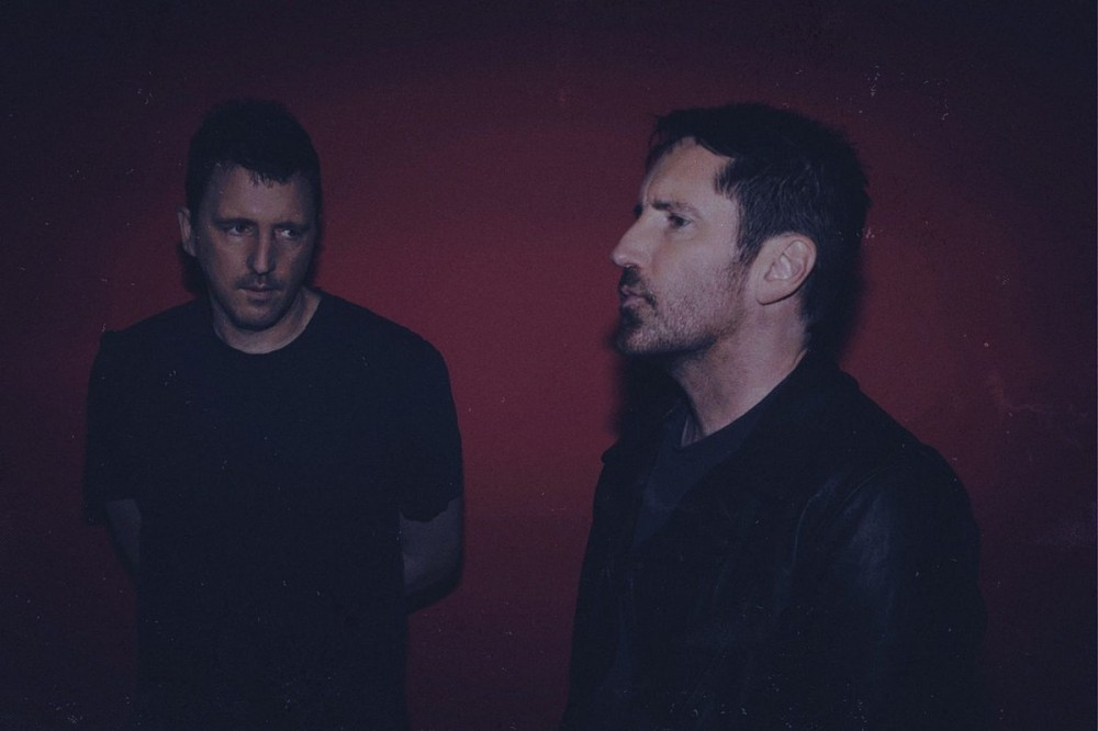 Trent Reznor + Atticus Ross to Work on Nine Inch Nails 'Soon as Probably Tomorrow'