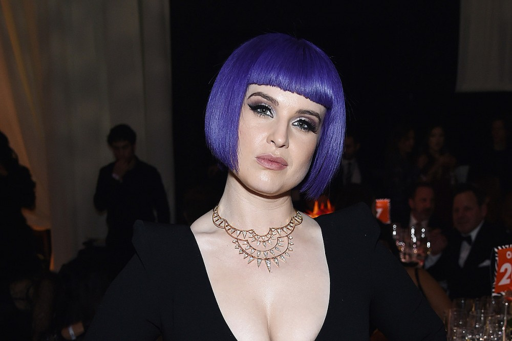 Kelly Osbourne Admits Relapse + Confirms She's 'Back on Track' With Sobriety
