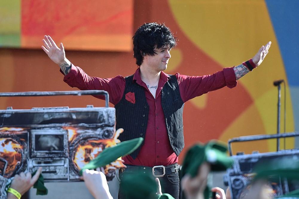 Billie Joe Armstrong Names Favorite Green Day Song + Album