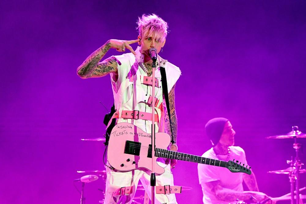 Machine Gun Kelly Announces 2021 'Tickets to My Downfall' Tour