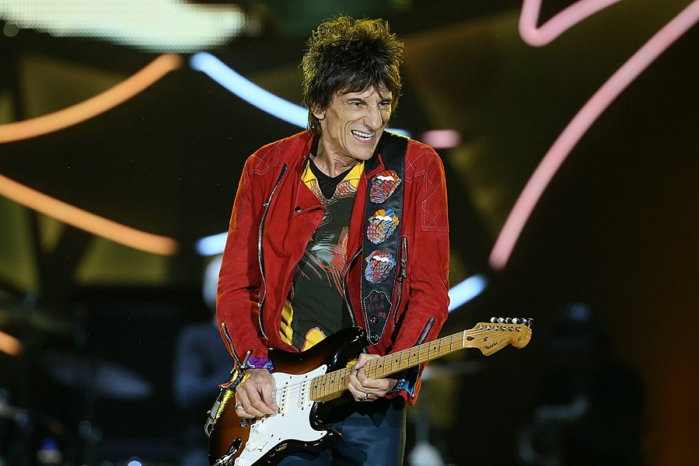 The Rolling Stones' Ronnie Wood Quietly Battled Cancer Again Over Quarantine
