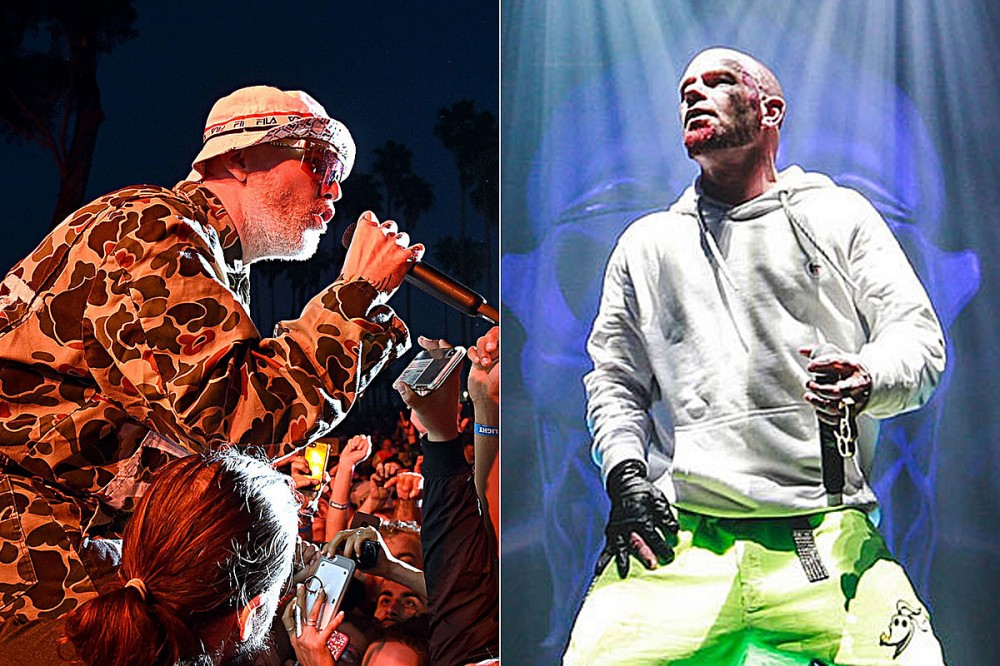 Limp Bizkit + Five Finger Death Punch Lead 2021 Rebel Rock Fest