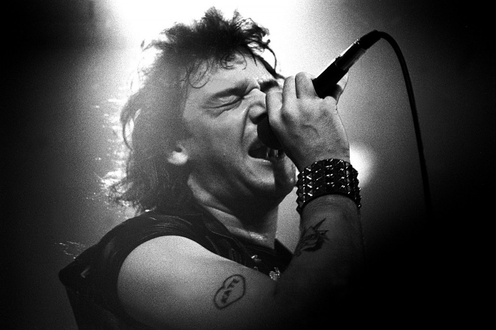 Paul Di'Anno Thinks Iron Maiden Were Right to Get Rid of Him
