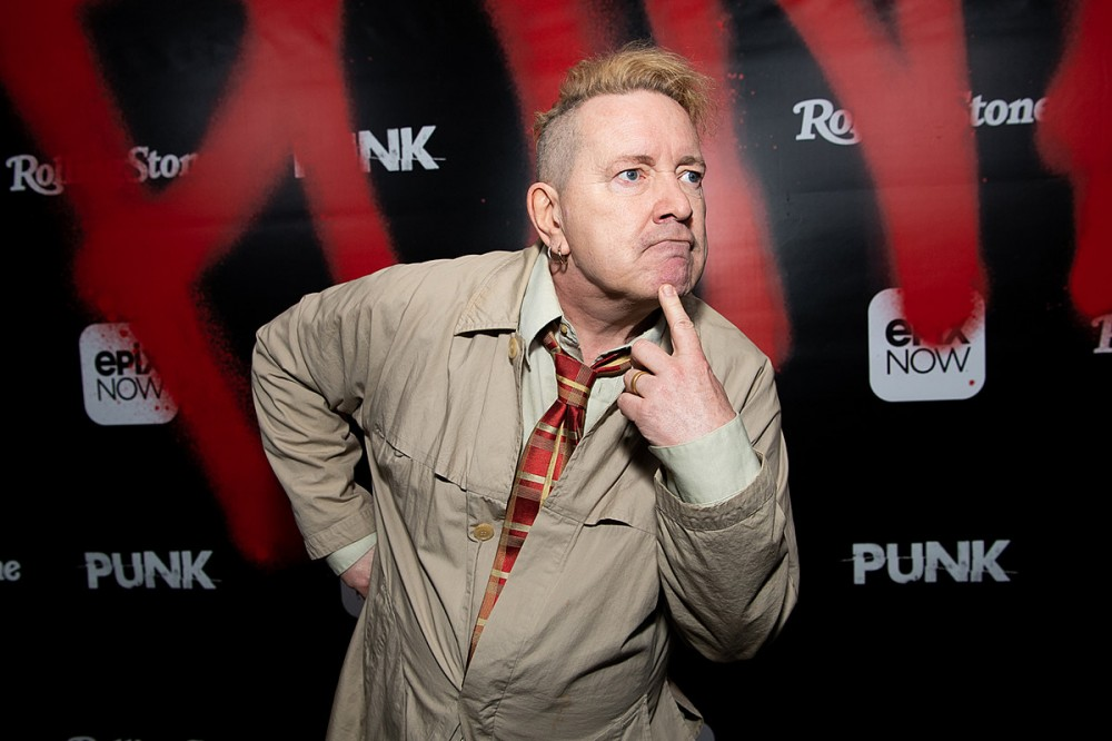 Sex Pistols' Johnny Rotten Calls Out 'Spoilt Children' for Woke Culture